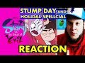 Star Vs The Forces Of Evil Reaction Season 3 Episode 14 Stump Day Holiday Spellcial mp3