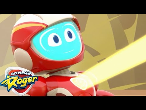 Space Ranger Roger | Best Moments Compilation | Cartoons For Kids | Funny Cartoons For Children