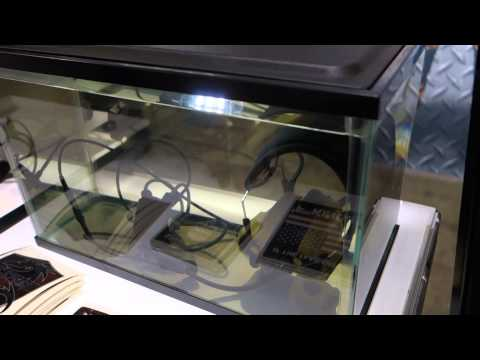 Atlantic Signal Below H2O Underwater/Diveable Combat/Tactical Comms Headset at SOFIC 2015