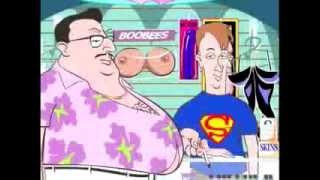 В секс шопе   Мультфильмы для взрослых