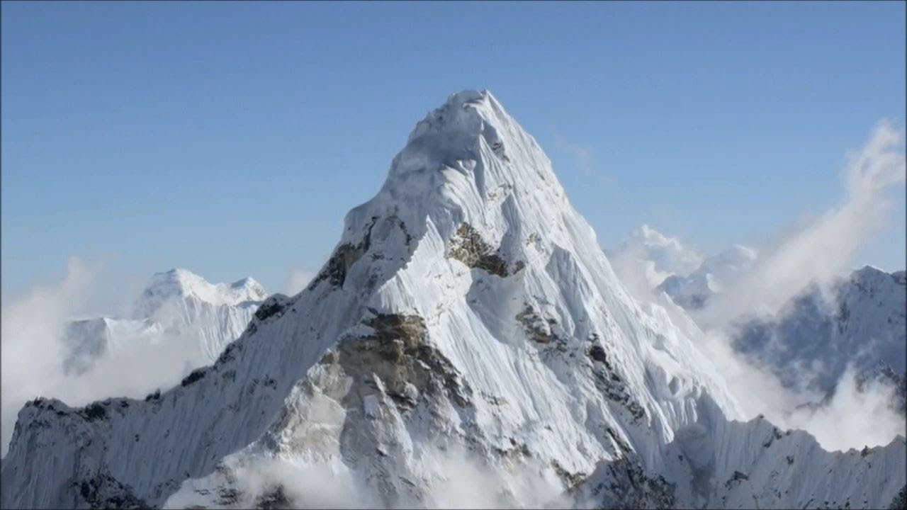 The majesty of mountains