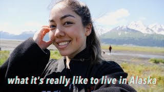 A real day in the life living in Alaska | summer 2019