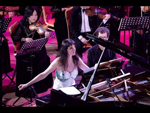 Elisaveta Blumina plays Shostakovich Piano Concerto #1 - Forte Music Fest 2016 | Almaty, Kazakhstan