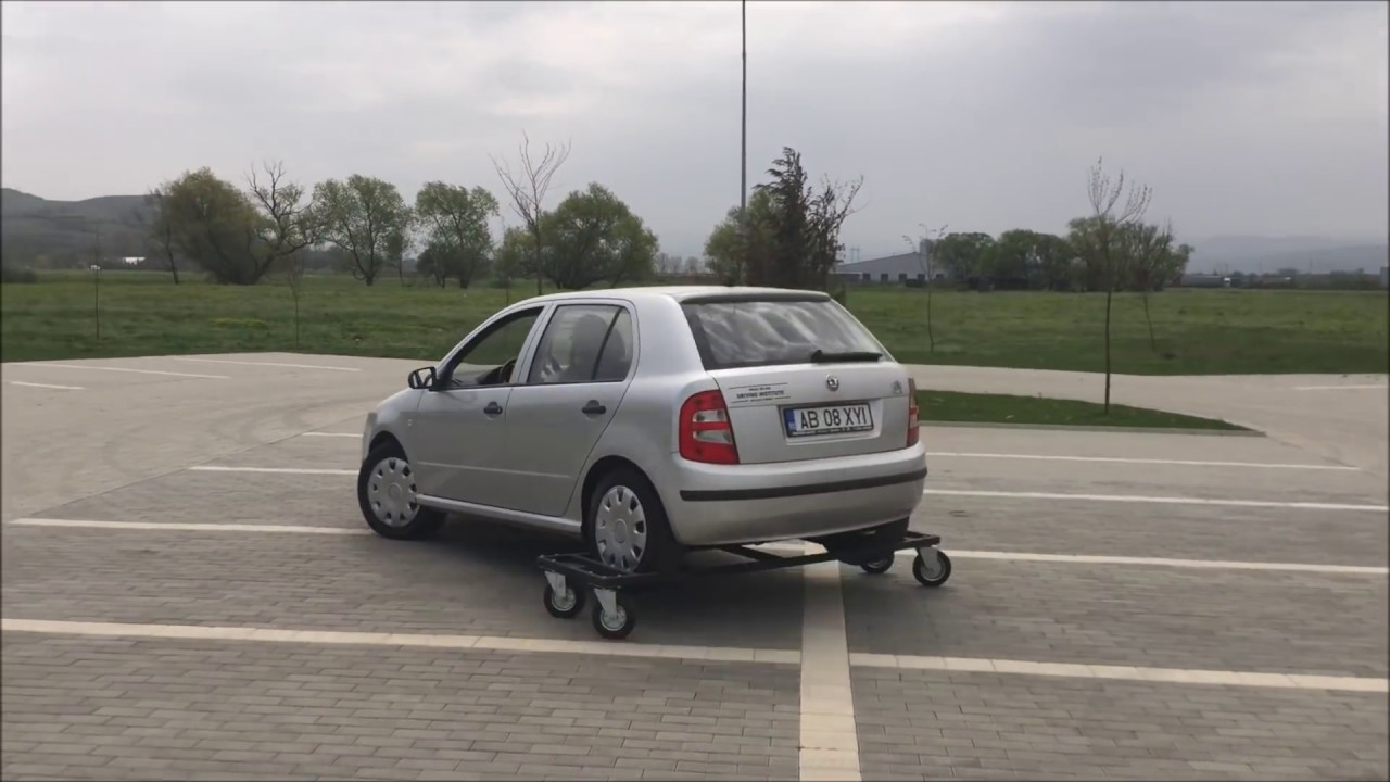 CUM SA FACI DRIFT ? ( SKID CAR ) IN ROMANIA, CONDUCERE DEENSIVA
