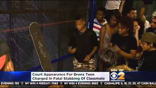 Investigation Continues After 14-Year-Old Girl Stabbed Near Bronx School