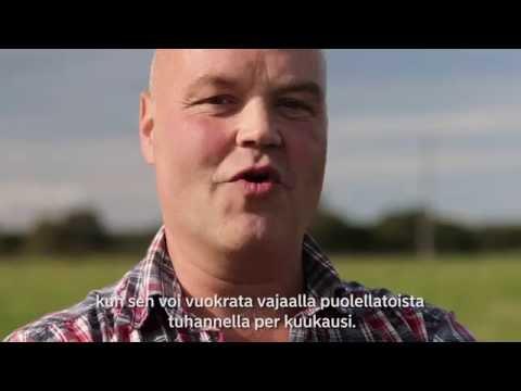 Leasing Aina ei tarvitse omistaa | Nordea Pankki