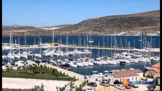 видео Чешме и Алачати - пляжные курорты Измира