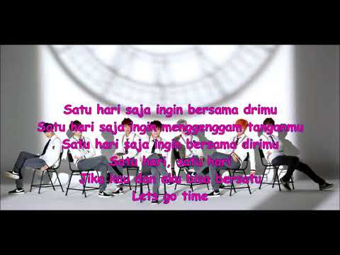 BTS - JUST ONE DAY (Indonesia cover)