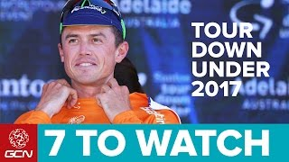7 Things To Look Out For At The 2017 Santos Tour Down Under