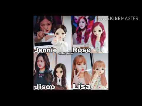 Jennie Or Lisa Or Jisoo Or Rosé