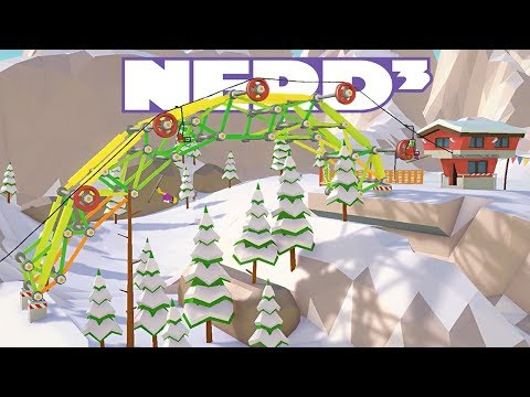 Nerd³ Enjoys The Snow - Carried Away - 10 Dec 2017