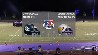 Crawfordsville at Guerin | 2018 Football Sectionals | HCTV Sports