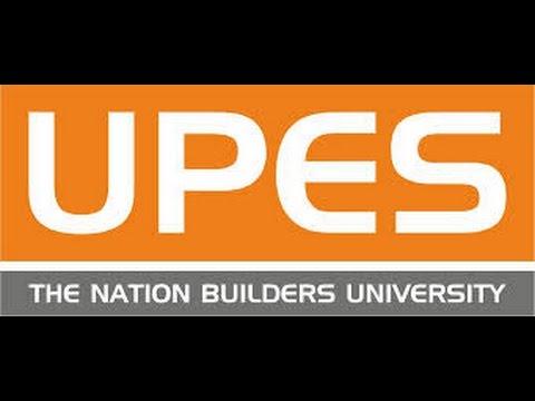 UPES (Aerospace Engineering)