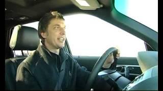Тест-драйв нового Ford Explorer 2011