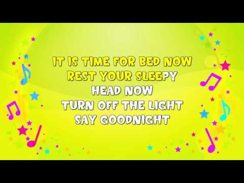 You Are Sleepy | Karaoke | Lullaby | Bedtime Song | Nursery Rhyme | KiddieOK