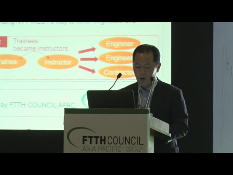FTTH APAC Conference 2017: Dr. Pei Zhang, CHINA UNICOM
