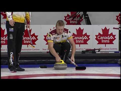Canad Inns Mens Classic Team Laycock vs Team Gunnlaugson