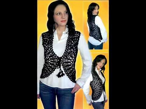 How To Crochet Shrug Bolero Easy Free Pattern Youtube