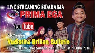 Live Streaming PRIMA EGA Desa Sidaharja Tegal Bos Melati 11 Agustus 2017# MALAM