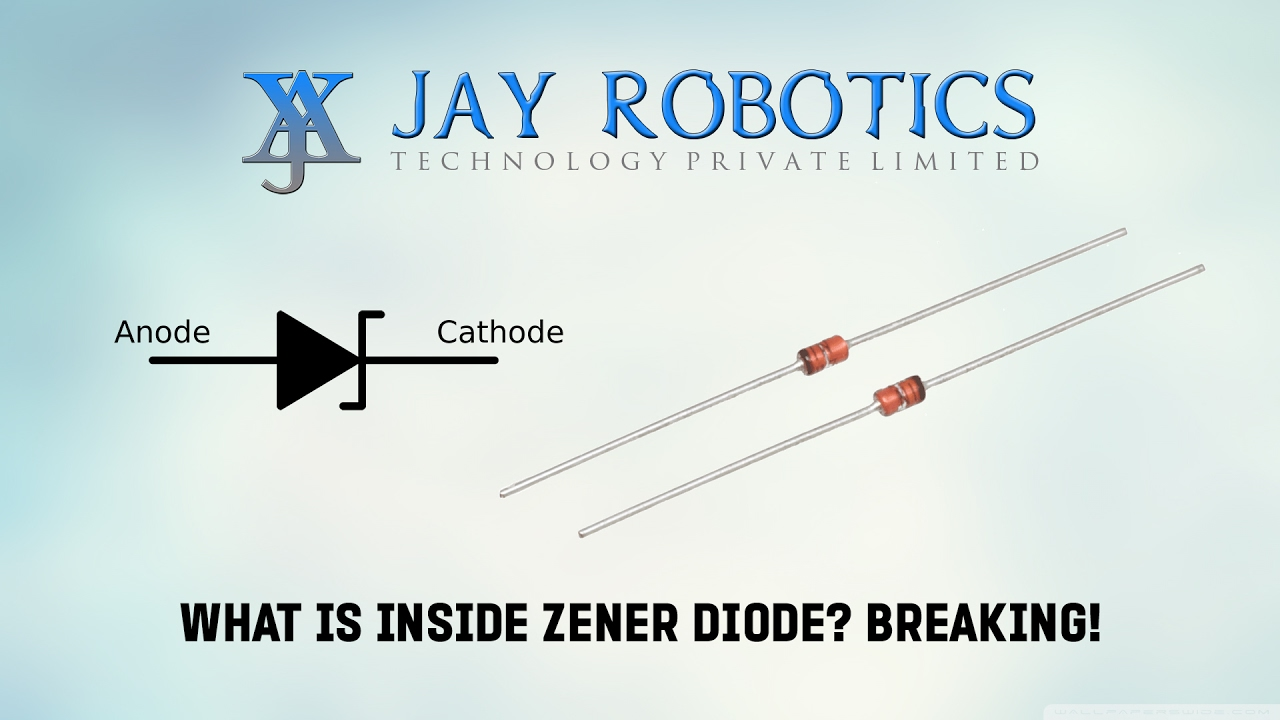 21 What Is Inside Zener Diode Breaking Youtube Zenerdiodecircuits Circuits