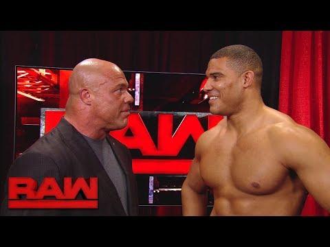 Kurt Angle names Jason Jordan as the final member of Team Raw: Raw, Nov. 6, 2017 thumbnail