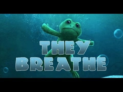 They Breath - Лягушка-наркоман и депрессия