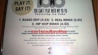 """Yo-Yo ft. Ice Cube """"You Can"""
