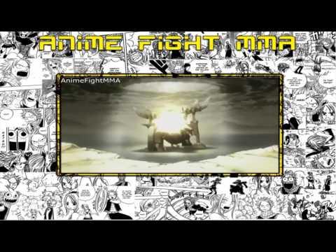 [ Fairy Tail ] Makarov Vs Phantom Lord - Fairy Law [ Legendado PT-BR ]
