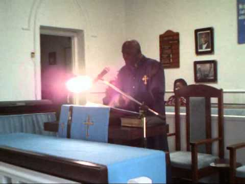 Bishop Mungro at Grays Chapel FBH To much time on your hand 3