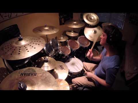 """""""Whataya Want From Me"""" - Adam Lambert (Drum Cover)"""