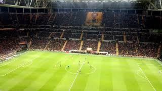 GALATASARAY 2-0 OSMANLISPOR FUTBOL MAÇI OCAK 2018 GOMİS FARKI