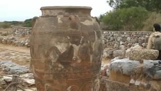 СП. Малия / Крит / Греция(Древний город Минойской цивилизации, т.е то, что от него осталось...на минуточку, 2000 лет до нашей эры!, 2016-05-25T20:39:07.000Z)