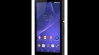 Замена экрана (дисплея) Sony XPERIA E3 Dual D2212