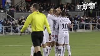 El primer gol de Landon Donovan con León