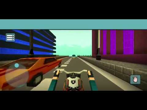 Motorcycle Racing Craft: Moto Games & Building 3D Gameplay Trailer (Android)