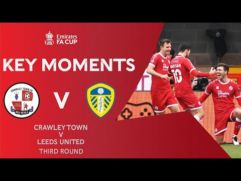 Crawley Town Leeds Goals And Highlights