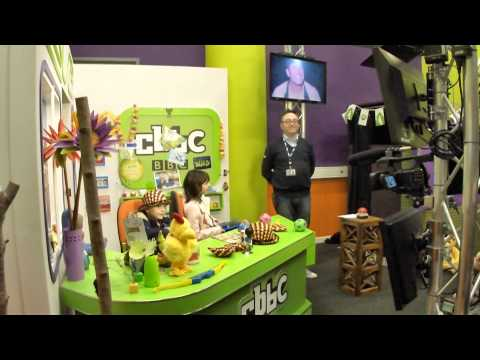 CLIP-01 The CBBC Interactive Tour at Media City UK, Salford, Manchester (19.02.2015)
