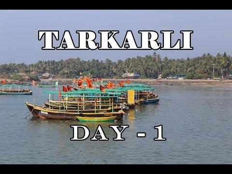 PLANNING TARKARLI - DAY 1 (MUMBAI TO TARKARLI)