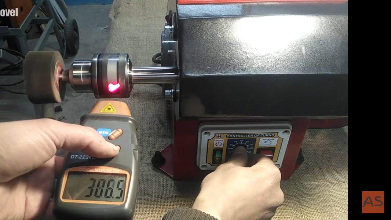 Крутой СТАНОК Своими Руками. Для шлифовки, полировки. Cool MACHINE with your own hands. For grinding