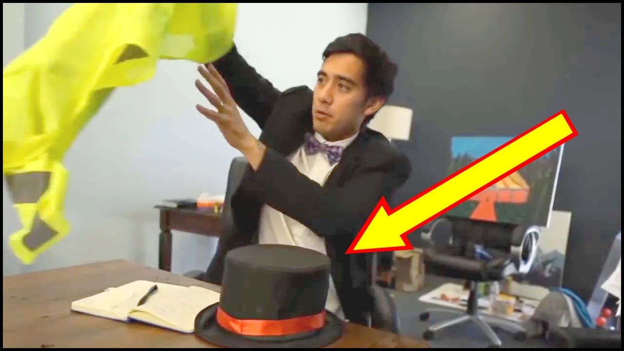 Top New Zach King Magic Vines 2018 - Best Funny Zach King ...