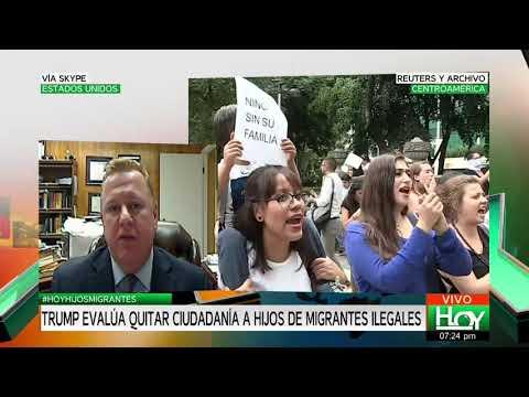 Trump Pretende Quitar Ciudadania por Nacimiento Abogado Saint Louis MO