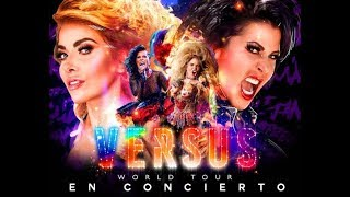 Alejandra Guzman & Gloria Trevi - Versus Tour (Dallas 2018 HD)