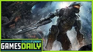Gearbox Almost Made Halo 4 - Kinda Funny Games Daily 02.25.19