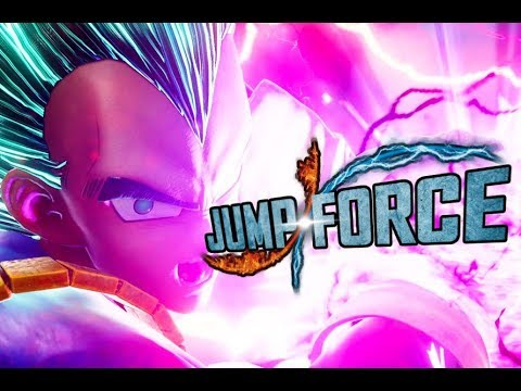 Jump Force Open Beta Game Play With Ventus SGN
