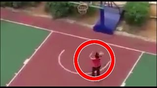 Lady Cleaner at China School is a Hidden talent of...