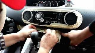 how to paint car dashboard - diy tips  for scion xb 2011