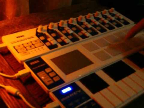 how to map a midi controller korg nano series in ableton live 7 youtube. Black Bedroom Furniture Sets. Home Design Ideas