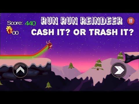 Run Run Reindeer (mobile) Review - Cash it? Or Trash it?