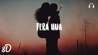 Atif Aslam Tera Hua (Loveratri) (8D Audio)