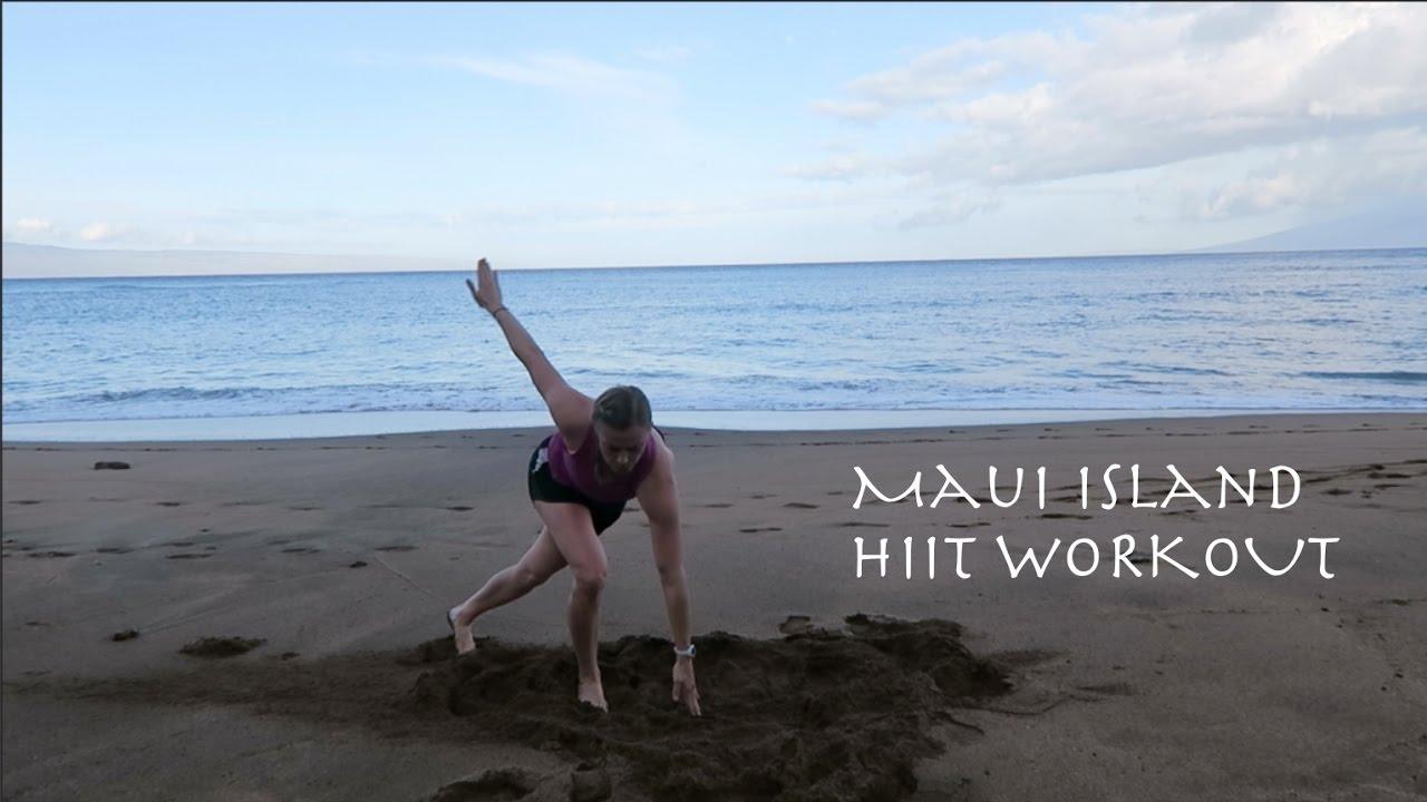 Maui Island HIIT Workout